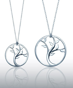 Alex Woo Tree of Life Necklace