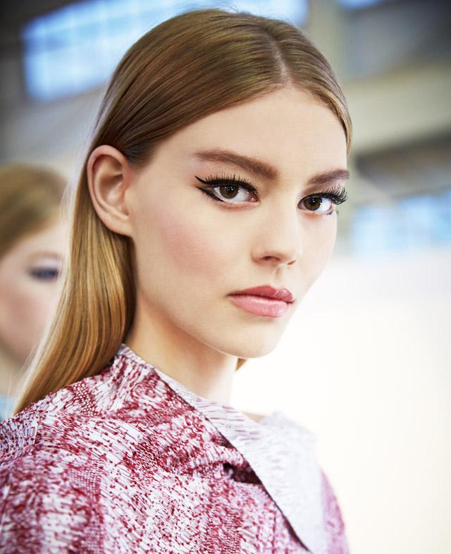 Dior Cruise Show Makeup