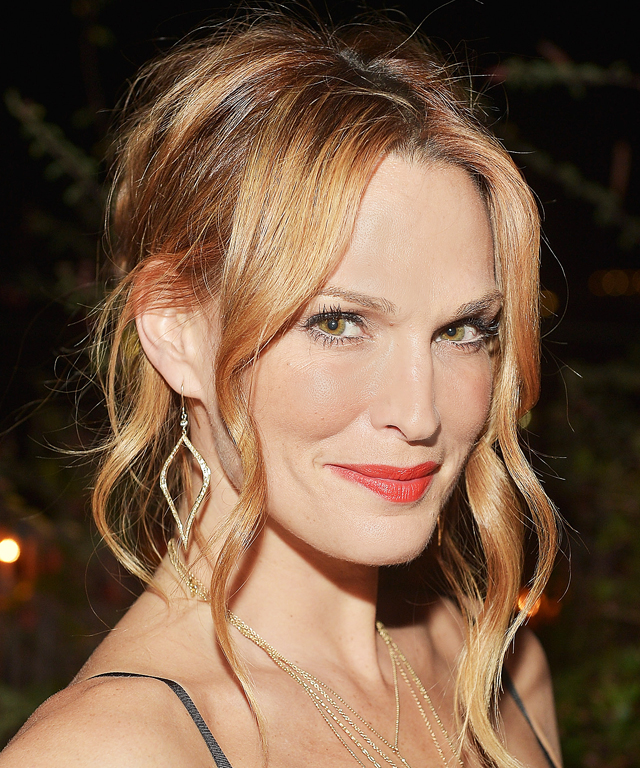 Molly Sims beauty advice