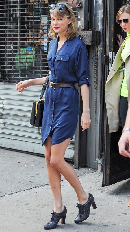 Taylor Swift Fashion Style 2014 The