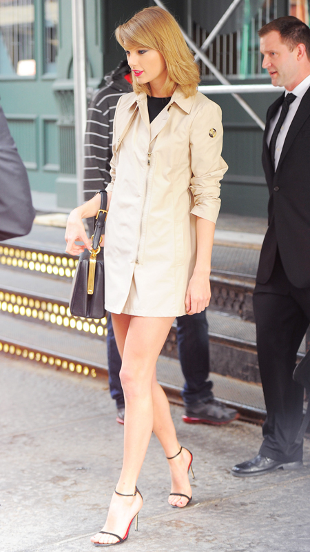 Taylor Swift Street Stlye Extrodinaire Styleft Style Fashion Trend News Celebrities
