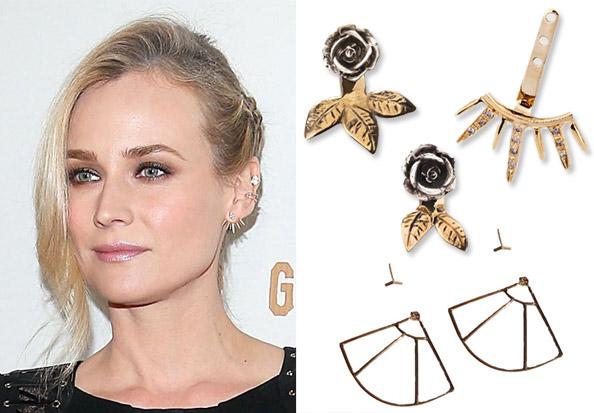 Celebrity Trend: Ear Jackets