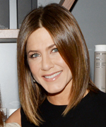 Jennifer Aniston's New Hairdo