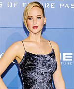 Jennifer Lawrence in Jason Wu