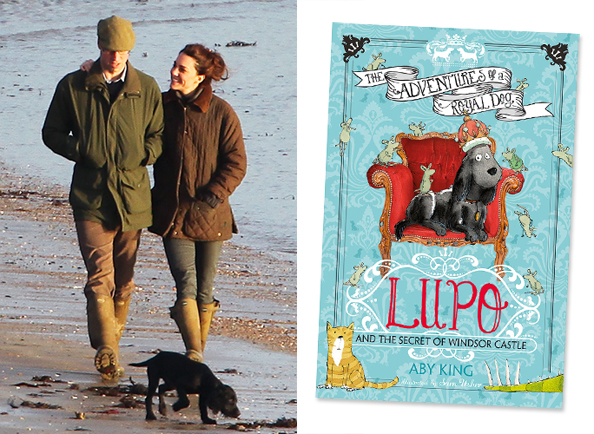 Lupo Gets His Own Book