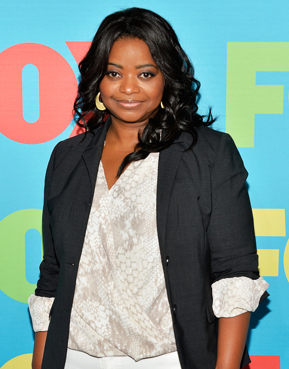 Octavia Spencer in Insurgent