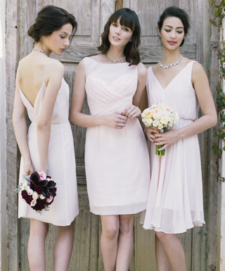 Vow to Be Chic Bridesmaids