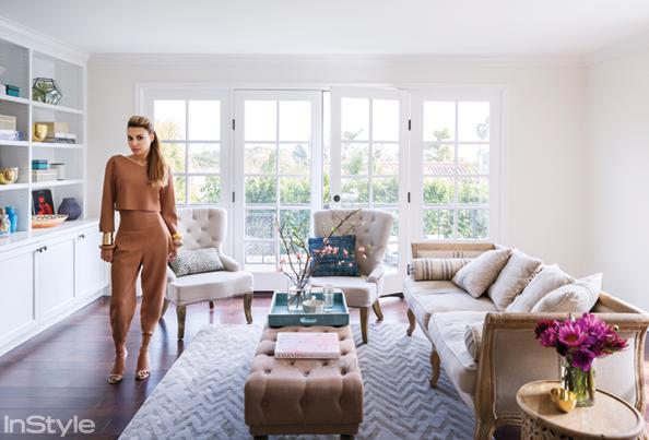 Naya Rivera's Los Angeles Home