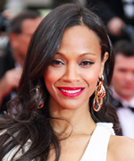 Found It! Zoe Saldana's Lipstick