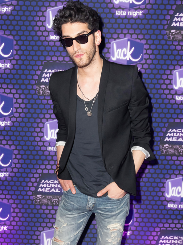 Dave 1 of Chromeo