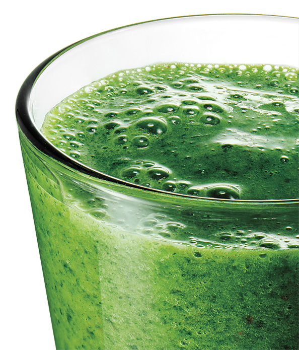 Tastes-Like-Ice-Cream Kale Smoothie