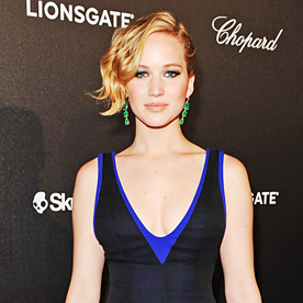 JENNIFER LAWRENCE The Best Of 2014 Cannes Film