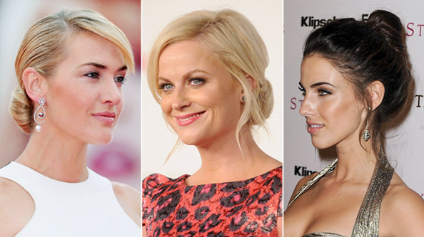 The Best Celebrity Hair Buns