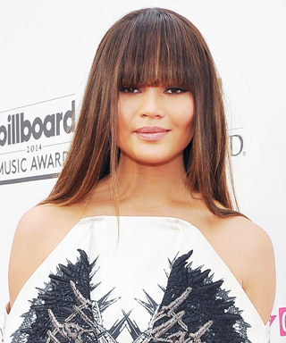 Chrissy Teigen Bangs