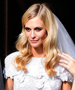 Poppy Delevingne's Wedding Dress