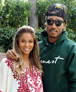 Ciara and Future Welcome a Boy
