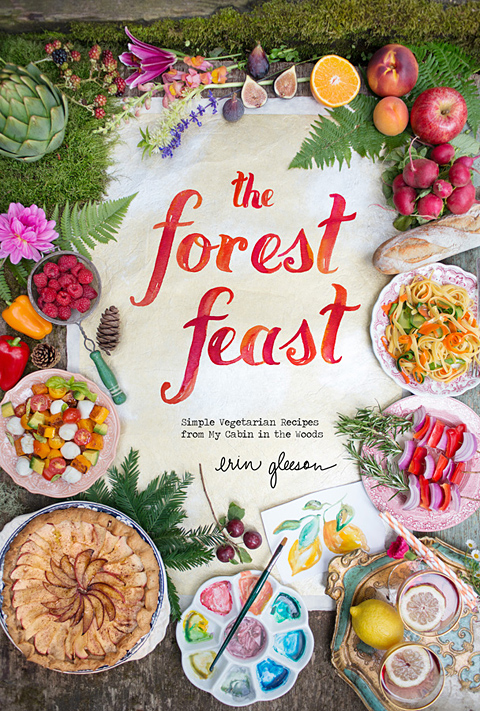 Forest Feast book cover