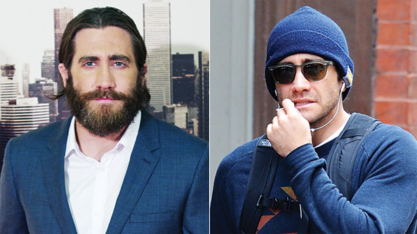 Jake Gyllenhaal Beard