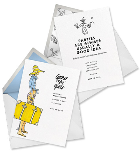 J. Crew for Paperless Post