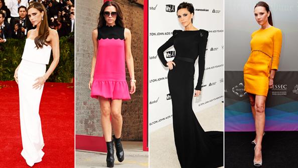 Victoria Beckham's Best Looks Ever