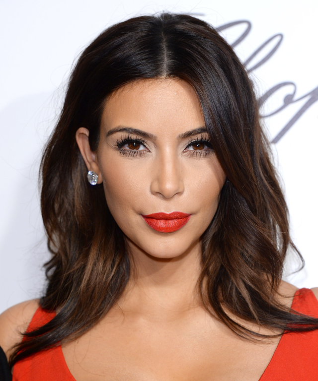 Kim Kardashian False Lashes