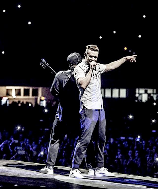 Justin Timberlake Tour Outfits
