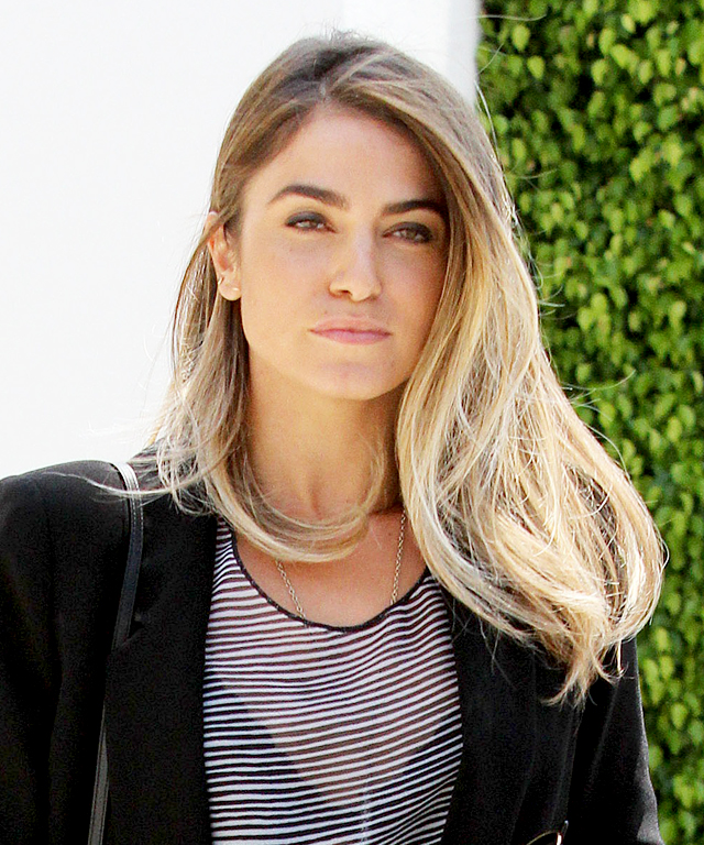 Nikki Reed Blonde Hair