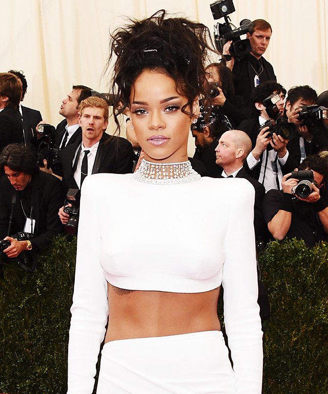 Rihanna's 10 Best Red Carpet Looks