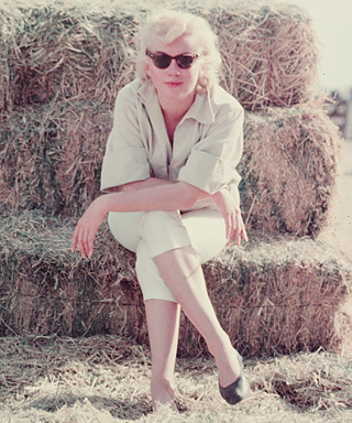 Marilyn Monroe sunglasses