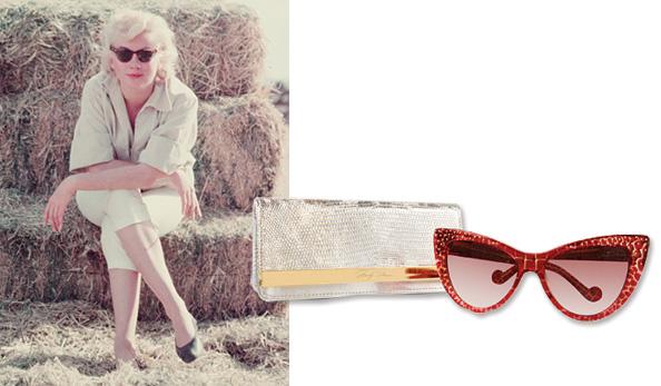 Marilyn Monroe sunglasses