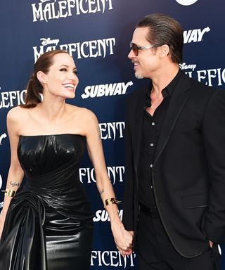 Angelina Jolie at the 'Maleficent' Premiere