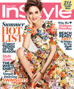 Shailene Woodley: InStyle June 2014 Issue