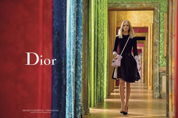 Dior's 'Secret Garden III' Versailles