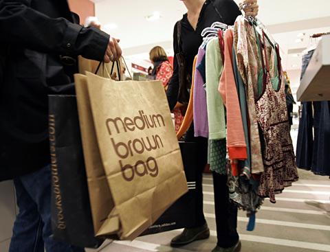 Bloomingdale's Shopping Bag