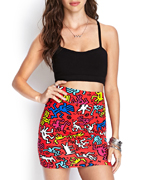 Forever 21 Haring and Basquiat Collection