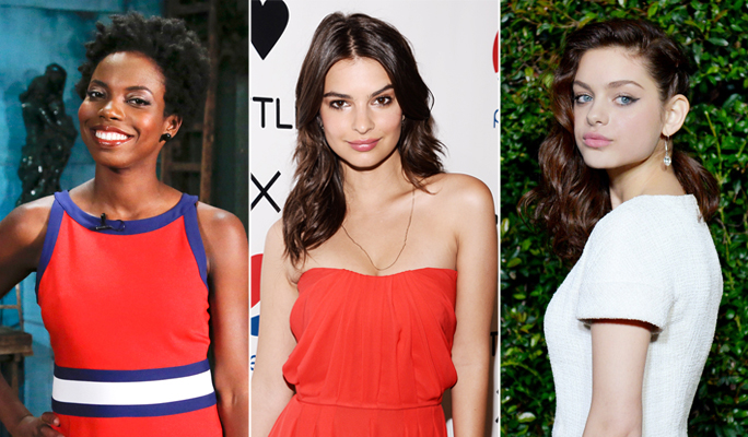 The New Leading Ladies - Emily Ratajkowski and More