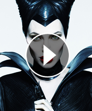 Maleficent Makeup How-To