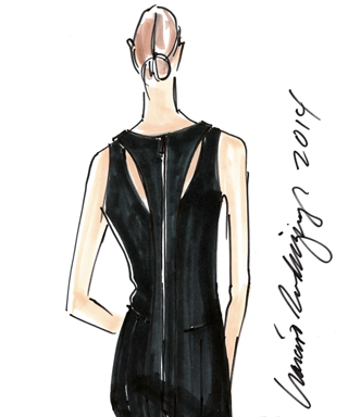 Narciso Rodriguez Designs Uniforms for Park Hyatt