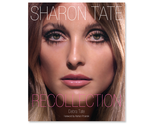 Sharon Tate: Recollection book cover