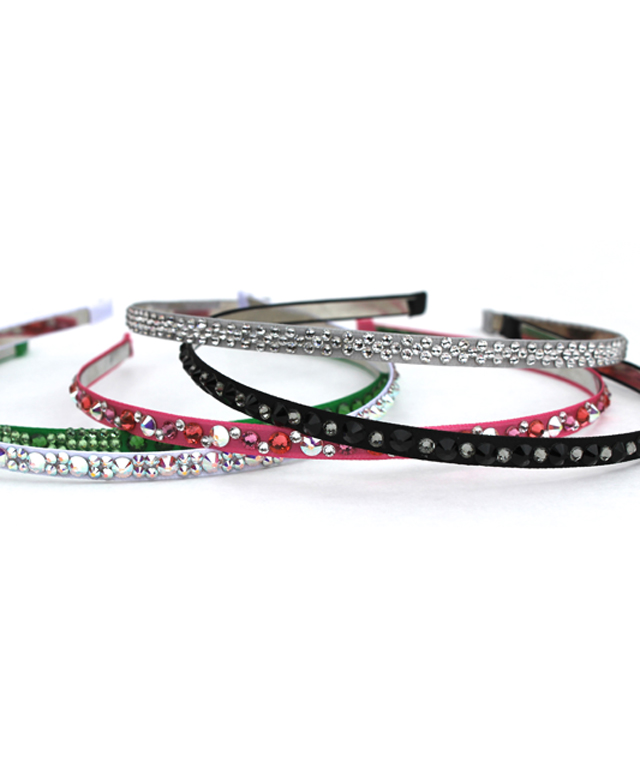 Headbands of Hope Partners with Swarovski