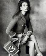 Linda Evangelista for Moschino