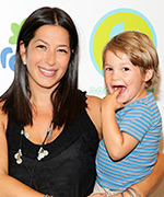 Jessica Seinfeld hosts the Baby Buggy Bedtime Bash