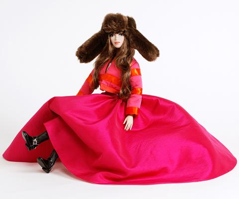 Isaac Mizrahi Alex Doll