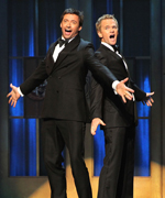 Tonys Hugh Jackman and Neil Patrick Harris