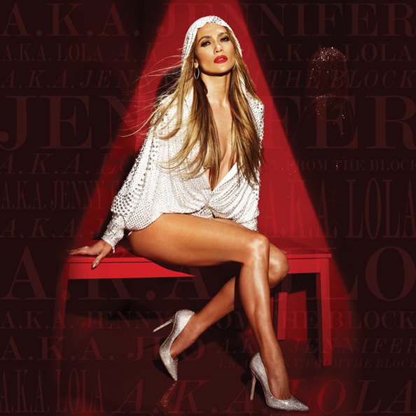 Jennifer Lopez 'A.K.A.' Album Exclusive Image