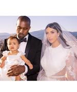 Kim Kardashian Kanye West wedding