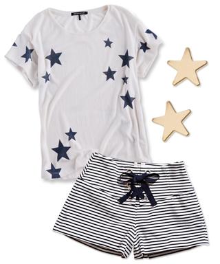 Flag Day Fashion 2014
