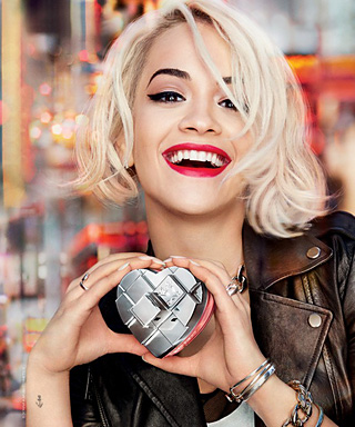 Rita Ora DKNY Fragrance