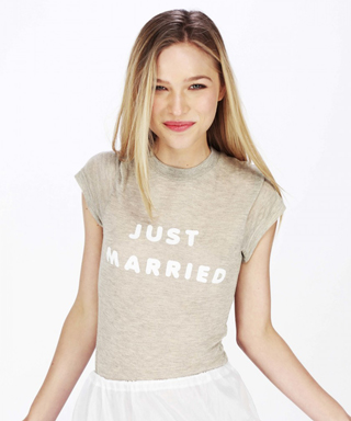 Wildfox Bridal T-Shirts