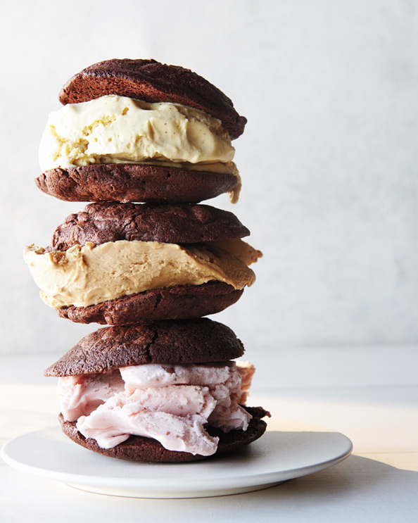 Beat the Heat With a Sweet Treat: Sublime Ice Cream Sandwiches